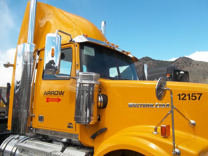 Arrow Truck Cab